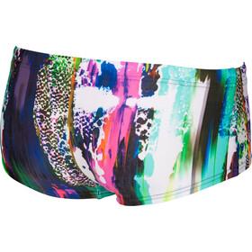 arena Vivid Pantalones cortos de cintura baja Hombre, pink/multi